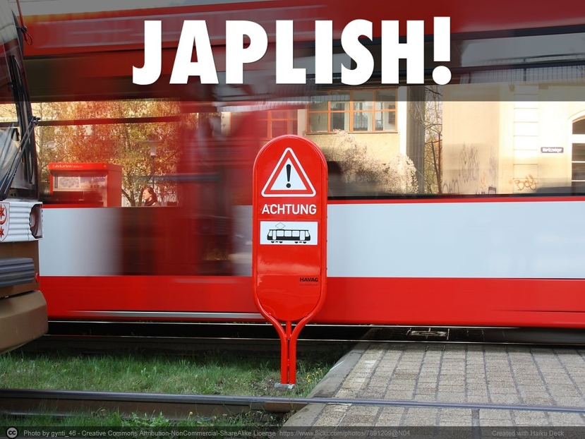JAPLISH