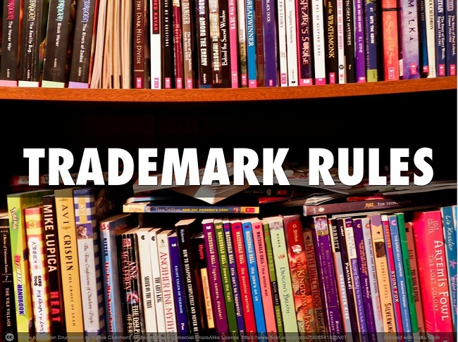 TRADEMARK RULES