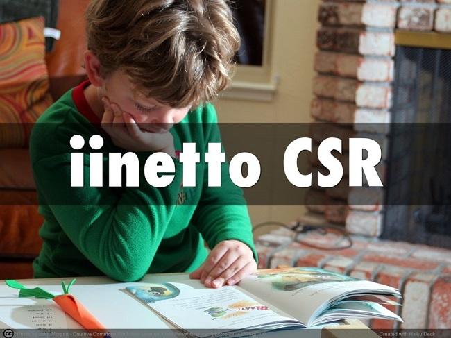 iinetto CSR